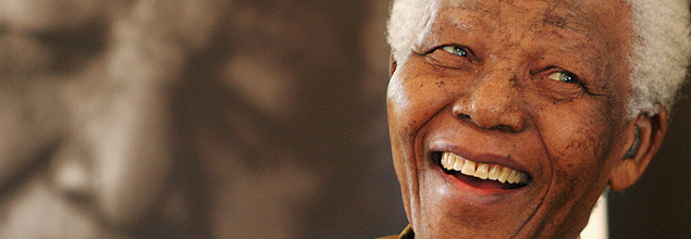 Nelson Mandela, ícono mundial de la libertad y la paz. Fotografía: Denis Farrell- 7.dez.2005-Associated Press