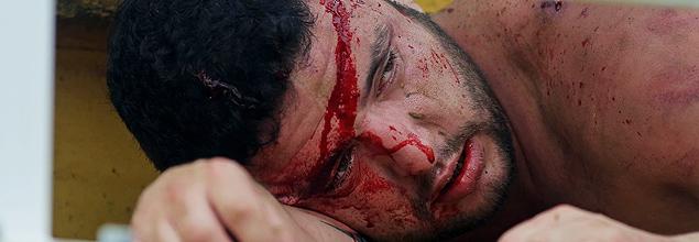 La violencia en el fútbol preocupa con vistas al Mundial 2014. Fotografía: Heuler Andrey- Agif/Folhapress