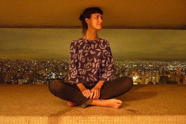 Noelia Monteiro dejó su Córdoba natal, en Argentina, y se mudó a São Paulo. Fotografía: Cecilia Arbolave