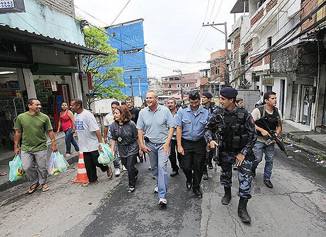 El secretario de Seguridad Pública de Río, José Beltrame, anunció que creará en junio una Unidad para Desaparecidos. Fotografía: Maíra Coelho/Agência O Dia