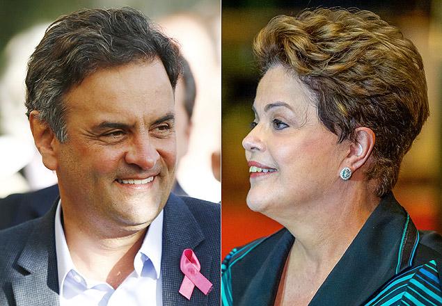 La segunda vuelta de las elecciones en Brasil será no apta para cardíacos. Fotografía: Fotomontaje.