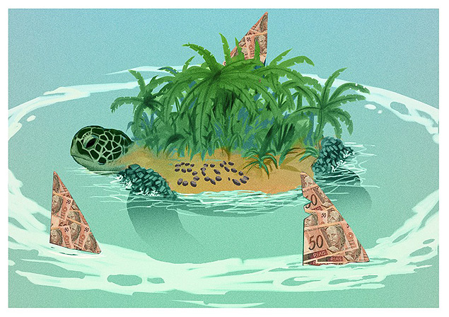 Ilustración de Alberto Costa