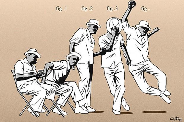 Ilustración de Alberto Costa.