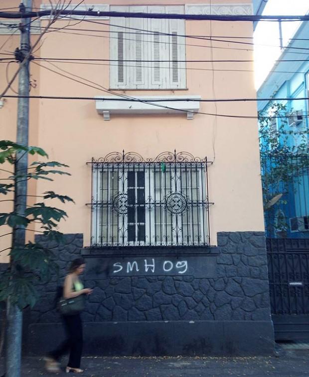 Barrio de Laranjeiras, en Río de Janeiro. Crédito: Abel N. Alejandre.